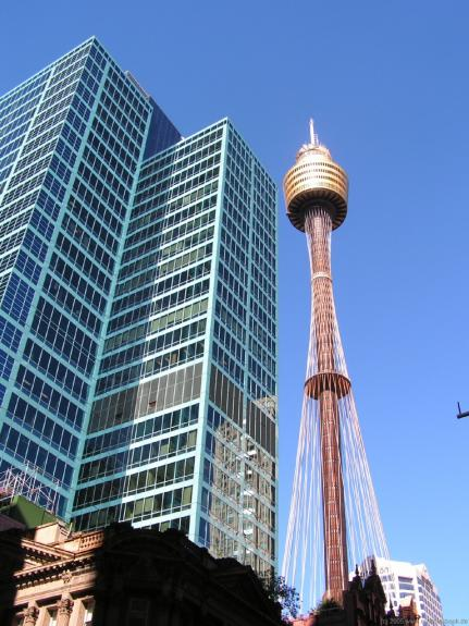 Photo Sydney AMP Tower : La tour de Sydney 61